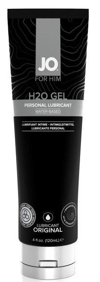 Любрикант JO H2O Original Gel for him 120 мл